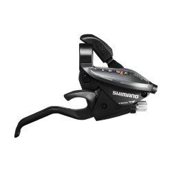 Shimano Altus ST-EF510 jobb 7s kerékpár fékváltókar fekete