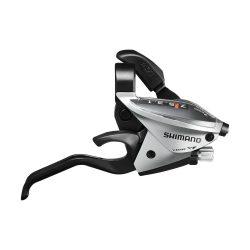 Shimano Altus ST-EF510 jobb 7s kerékpár fékváltókar ezüst