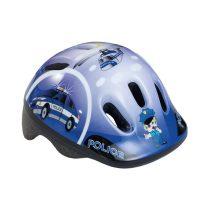 BikeFun-Ducky-Police-rendorautos-gyermek-kerekparos-fejvedo-XS-44-48