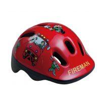 BikeFun-Ducky-Fireman-tuzoltos-gyermek-kerekparos-fejvedo-XS-44-48