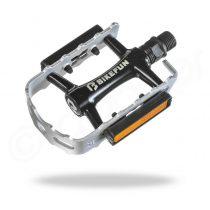 BikeFun-Mountainer-II-alu-ezust-fekete-MTB-kerekpar-pedal