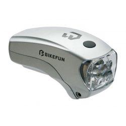 BikeFun-Lucid-5-ledes-kerekpar-elso-lampa-ezust