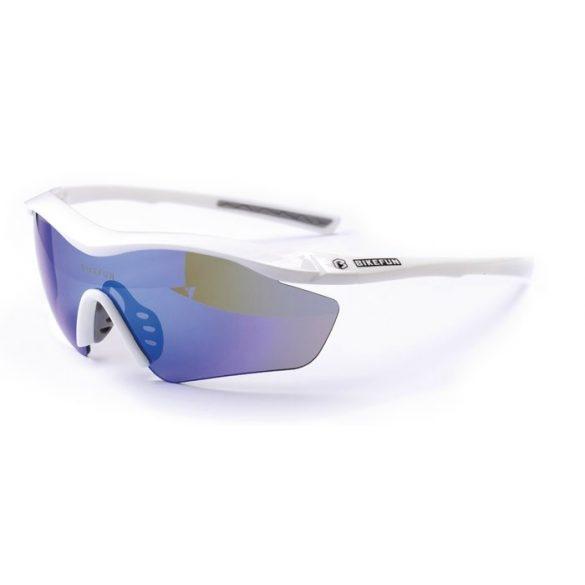 BikeFun AirJet cserélhető lencsés kerékpáros szemüveg fehér - Golyán  kerékpár szaküzlet - szerviz - webshop 0e4761164a