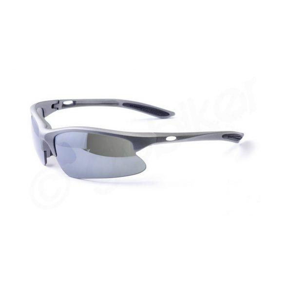 BikeFun Vector fix lencsés kerékpáros szemüveg szürke - Golyán kerékpár  szaküzlet - szerviz - webshop ee3f1616bf