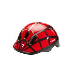 BikeFun Ducky piros gyermek kerékpáros fejvédő XS (44-48)