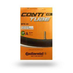 Continental MTB 28/29x1.75-2.5 (47/62-622) AV40 autó szelepes kerékpár gumitömlő
