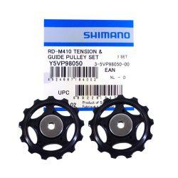 Shimano Alivio RD-M410 kerékpár váltógörgő szett [Y5VP98050]