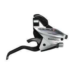 Shimano Altus ST-EF510 jobb 8s kerékpár fékváltókar ezüst