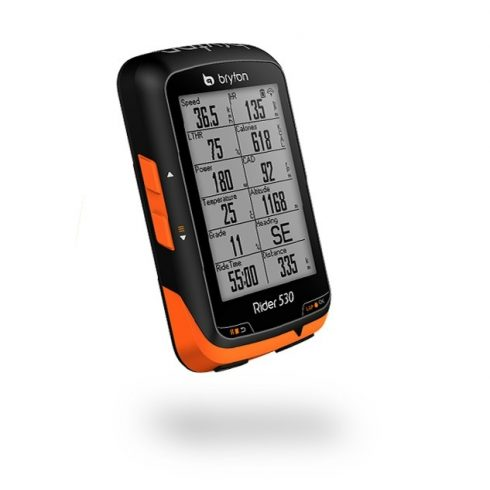 Bryton-Rider-530E-GPS-kerekpar-computer