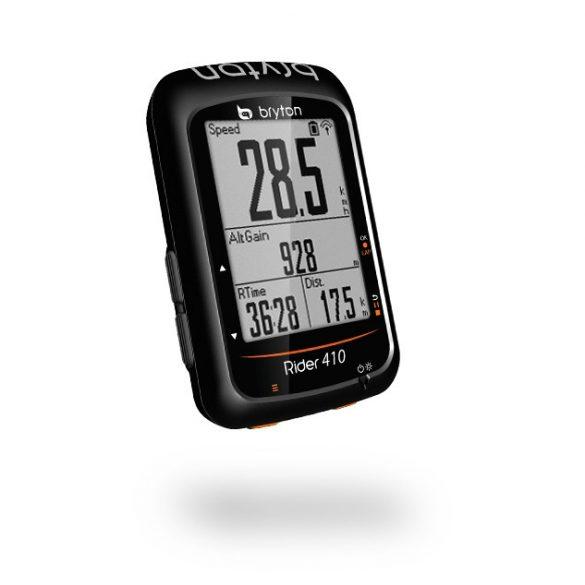 Bryton-Rider-410T-GPS-kerekpar-computer-szett