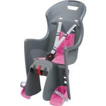 Polisport-Boodie-kerekpar-gyermekules-csomagtartora-szurke-pink