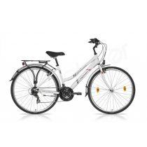 Schwinn Csepel Landrider 28/17 női trekking kerékpár fehér