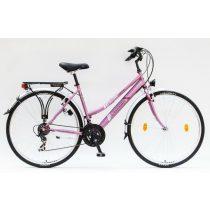 Schwinn-Csepel-Landrider-28-17-noi-trekking-kerekpar-pink