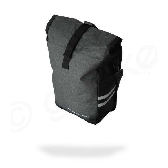 df1044679686 Velotech 1 részes csomagtartó túratáska L szürke - Golyán kerékpár  szaküzlet - szerviz - webshop
