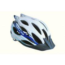 Kellys KLS Dynamic kerékpáros fejvédő white-arctic blue M/L
