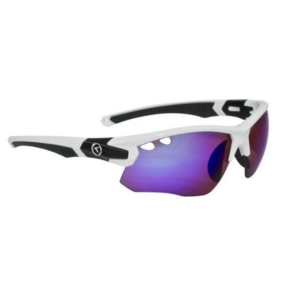 Kellys KLS Stranger Shiny White cserélhető lencsés kerékpáros szemüveg -  Golyán kerékpár szaküzlet - szerviz - webshop 570d903390