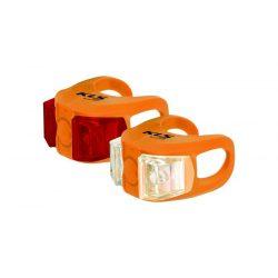 Kellys-KLS-Twins-szilikonos-kerekpar-villogo-szett-narancs
