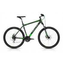 Kellys Viper 30 black-green 26 férfi MTB kerékpár 17.5 (2017)