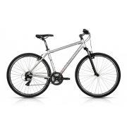 Kellys Cliff 30 silver férfi Cross kerékpár 19 (2017)
