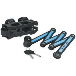 Kellys KLS Fold 30 (Tough 30) hajtogatható kerékpár lakat blue