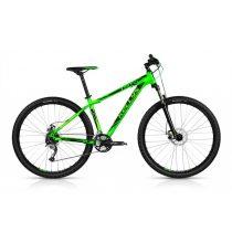 Kellys TNT 10 toxic green 29er MTB kerékpár 17 (2017)