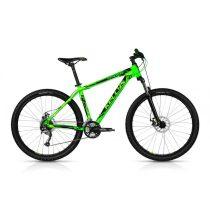 Kellys Spider 10 toxic green 27.5 férfi MTB kerékpár 19.5 (2017)