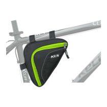Kellys KLS Wedge black-lime kerékpár váztáska