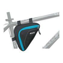 Kellys KLS Wedge black-blue kerékpár váztáska