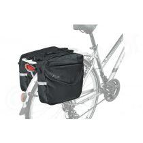 Kellys KLS Adventure 20 kerékpár csomagtartó túratáska fekete