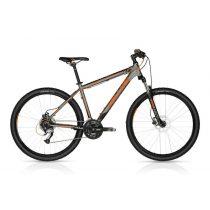Kellys Viper 50 black-orange neon 27.5 férfi MTB kerékpár 17.5 (2018)