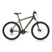 Kellys Viper 30 black-green 26 férfi MTB kerékpár 17.5 (2018)
