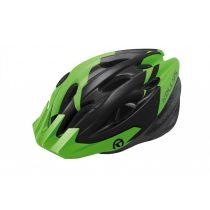 Kellys KLS Blaze 018 matt green kerékpáros fejvédő S/M