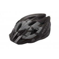 Kellys KLS Blaze 018 matt black kerékpáros fejvédő S/M