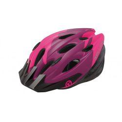 Kellys KLS Blaze 018 pink-purple kerékpáros fejvédő S/M