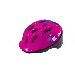 Kellys KLS Mark 018 gyermek kerékpáros fejvédő lila XS/S (47-51cm)