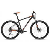 Kellys Spider 50 black-orange 29er férfi MTB kerékpár M (2018)