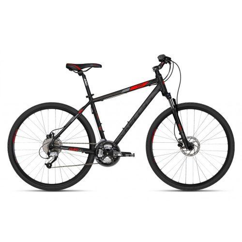 Kellys Cliff 90 black-red férfi Cross kerékpár 17 (2018)