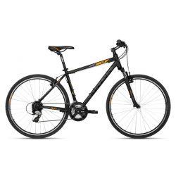 Kellys Cliff 30 black-orange férfi Cross kerékpár 17 (2018)