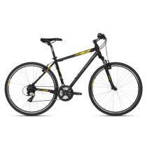 Kellys Cliff 30 black-yellow férfi Cross kerékpár 17 (2018)