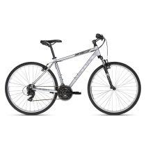 Kellys Cliff 10 silver férfi Cross kerékpár 17 (2018)