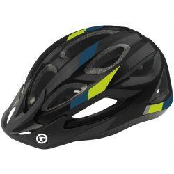 Kellys KLS Jester black-green kerékpáros fejvédő