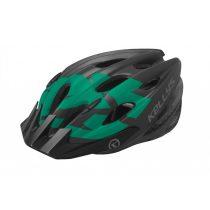 Kellys KLS Blaze 018 matt türkiz kerékpáros fejvédő S/M