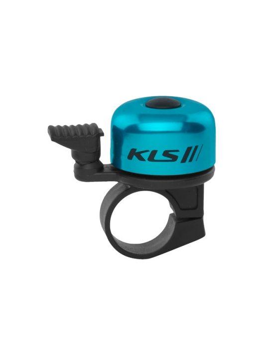 Kellys KLS Bang 10 kék szinű kerékpár csengő