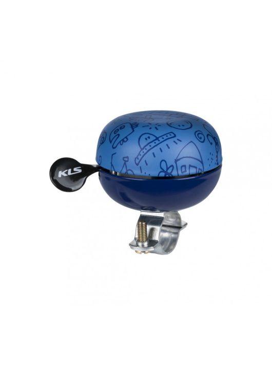 Kellys KLS Bell 60 Doodles blue kerékpár csengő