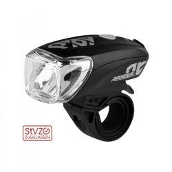 Kellys KLS Perseus (USB) tölthető kerékpár első lámpa fekete