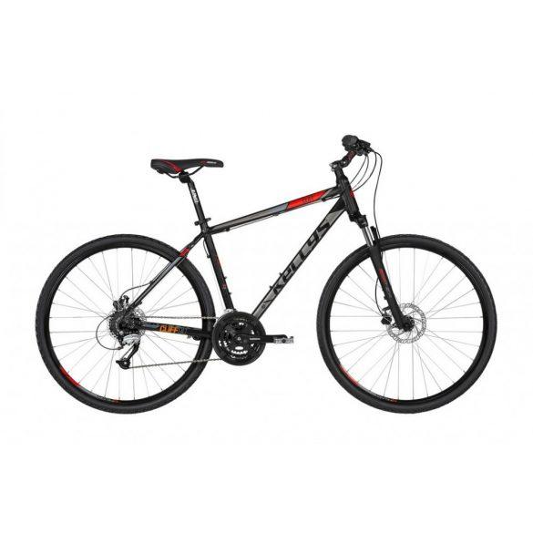 Kellys Cliff 90 black-red férfi Cross kerékpár L (2019)