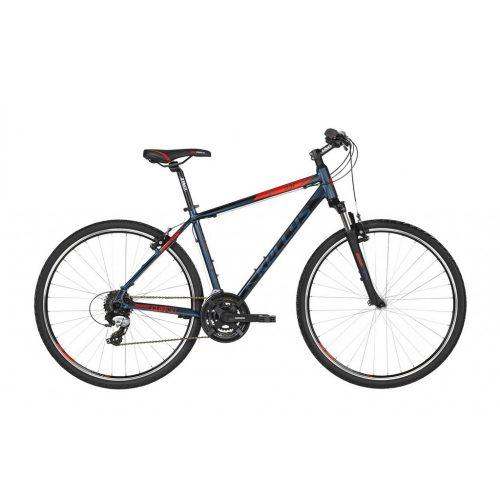 Kellys Cliff 30 blue-red férfi Cross kerékpár S (2019)