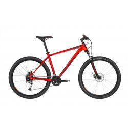 Kellys Spider 30 red 27.5 férfi MTB kerékpár S (2019)