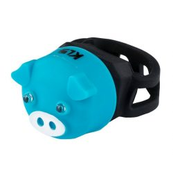Kellys KLS Piggy kerékpár hátsó villogó lámpa kék