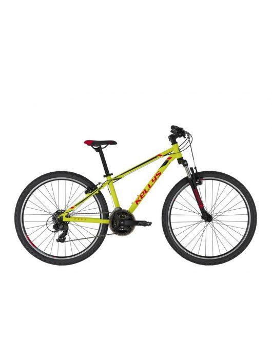 Kellys Naga 70 neon lime 26 gyermek MTB kerékpár 13.5 (2020)
